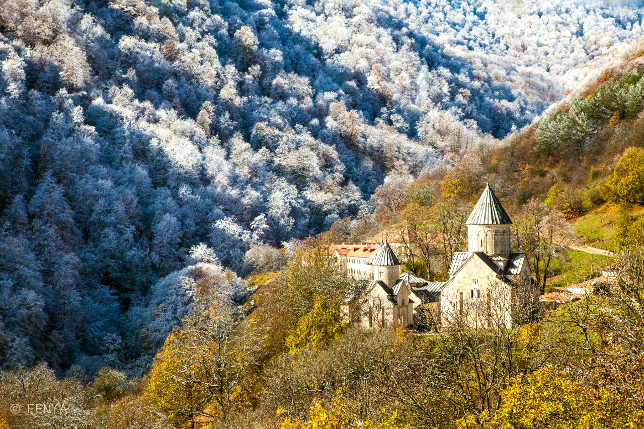 Haghartsin Monastery (13c.)